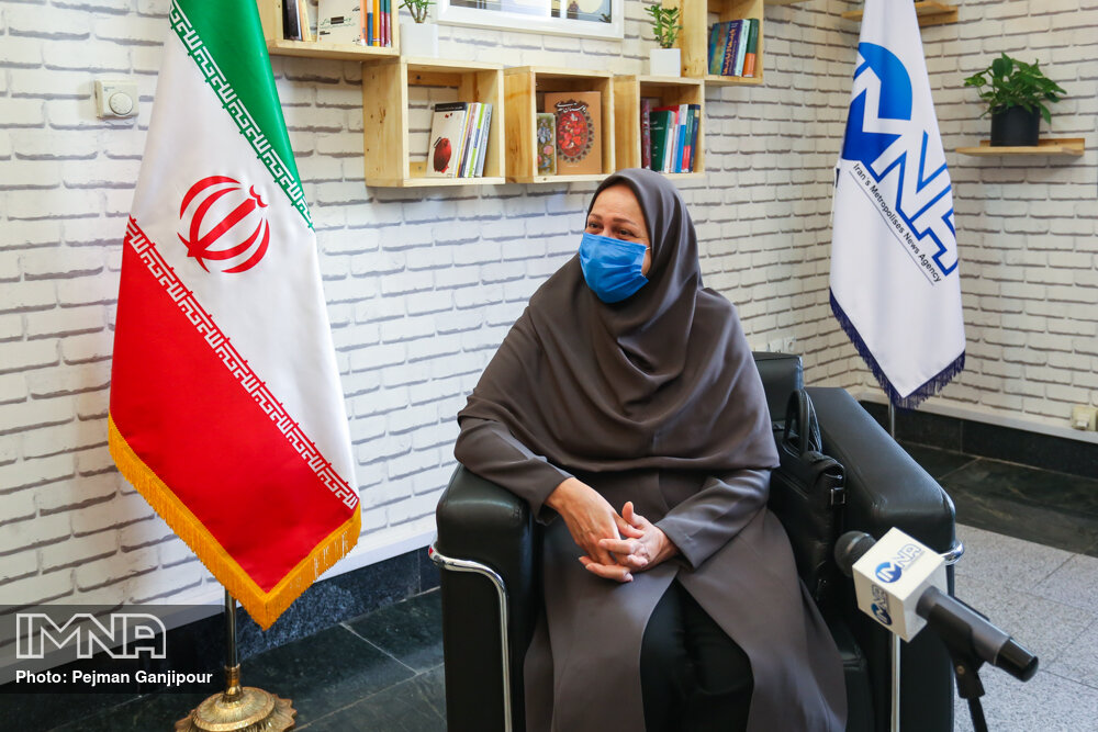 بازدید مدیر عامل سازمان پارکها و فضای سبز شهرداری اصفهان از ایمنا