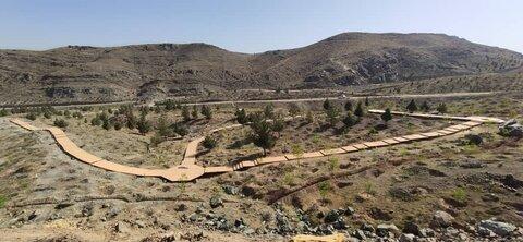 پیشرفت فیزیکی ۷۰ درصدی دهکده طبیعت و خانواده در مشهد