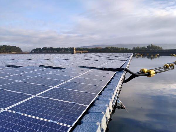 مزارع سیار خورشیدی؛ رویکردی برای مبارزه با اثرات جزایر گرمایی