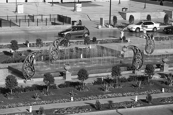 ساماندهی میدان امام حسین(ع) اصفهان