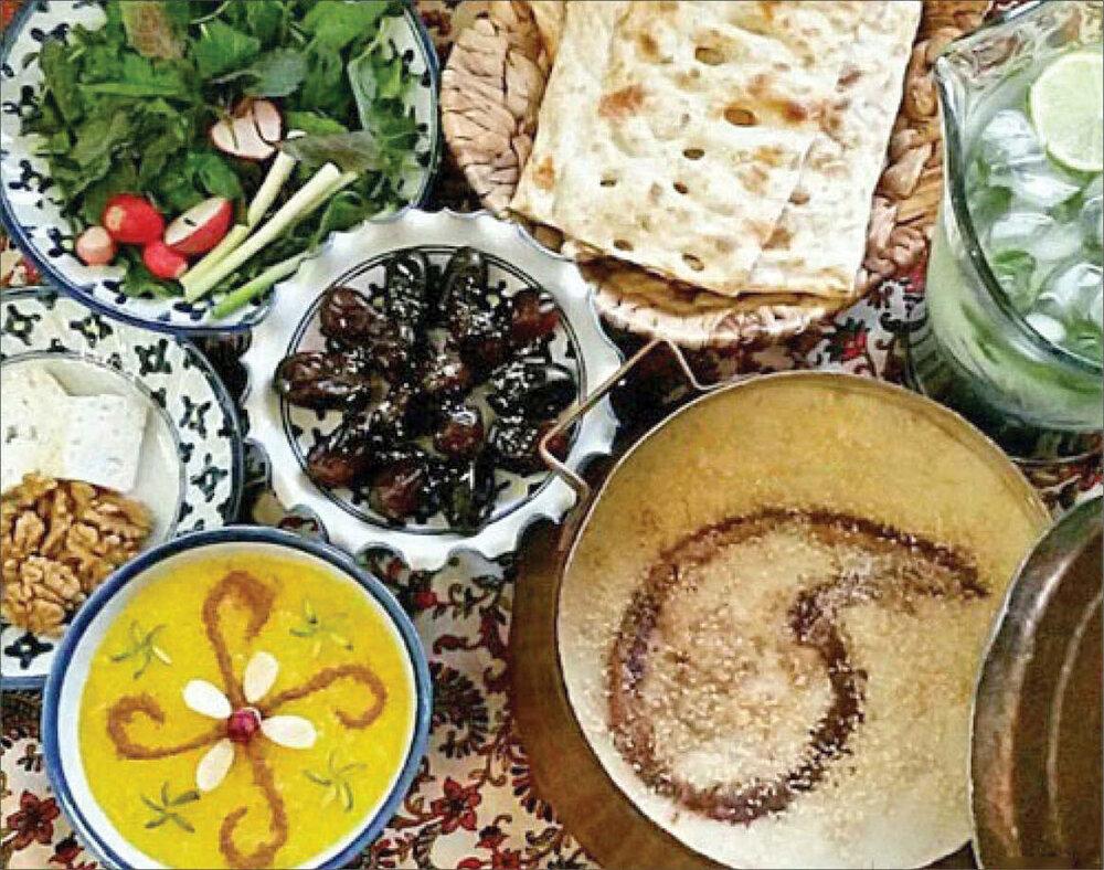 عوارض پرخوری در وعده افطار/فواید مصرف کلم