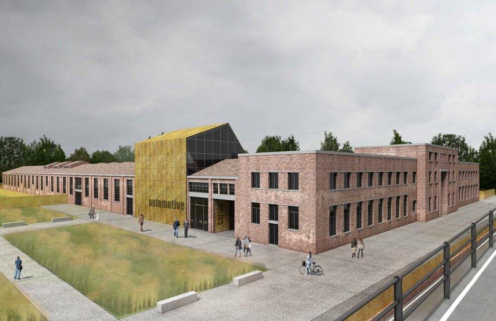 تبدیل کارخانه ریختهگری به مرکز استارتاپ شهر در ایتالیا