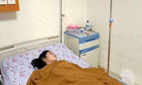 دختری که از پر خوابی رنج میبرد/ هایپرسومنیا درمان ندارد