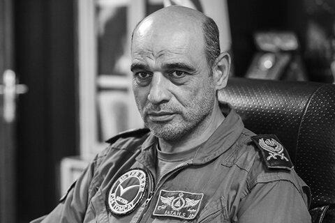 گفت و گو با فرمانده پایگاه هوایی شهید بابایی