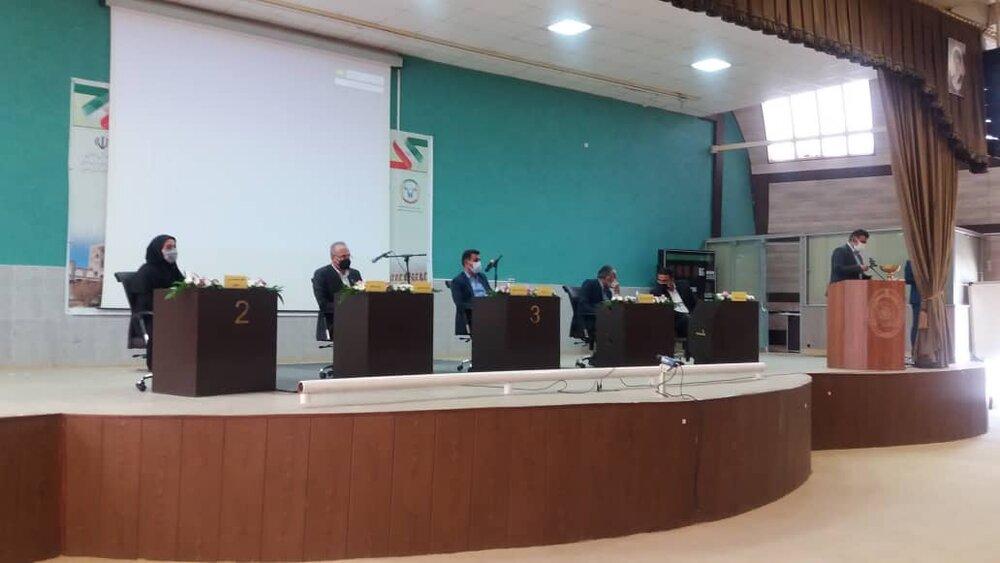 جواد داوری رییس هیئت بسکتبال اصفهان باقی ماند