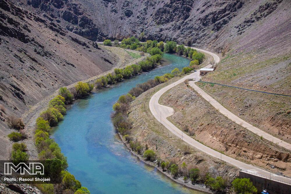 ۱۵۹۲ میلیون مترمکعب بارگذاری  اضافی بر حوضه زایندهرود انجام شده است