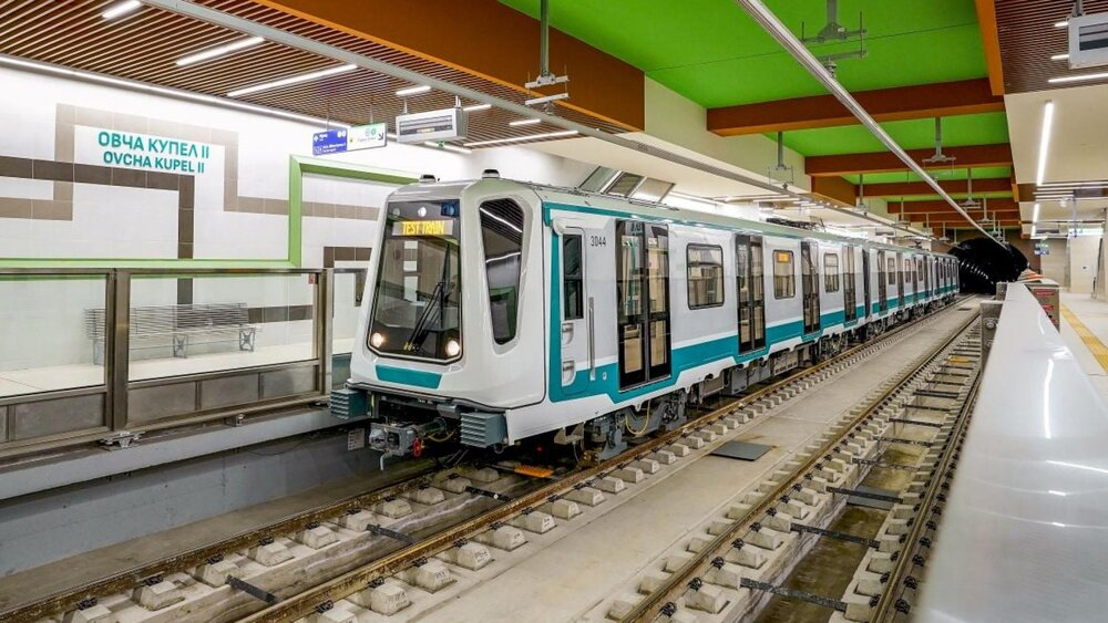 احداث ایستگاههای جدید مترو در بلغارستان