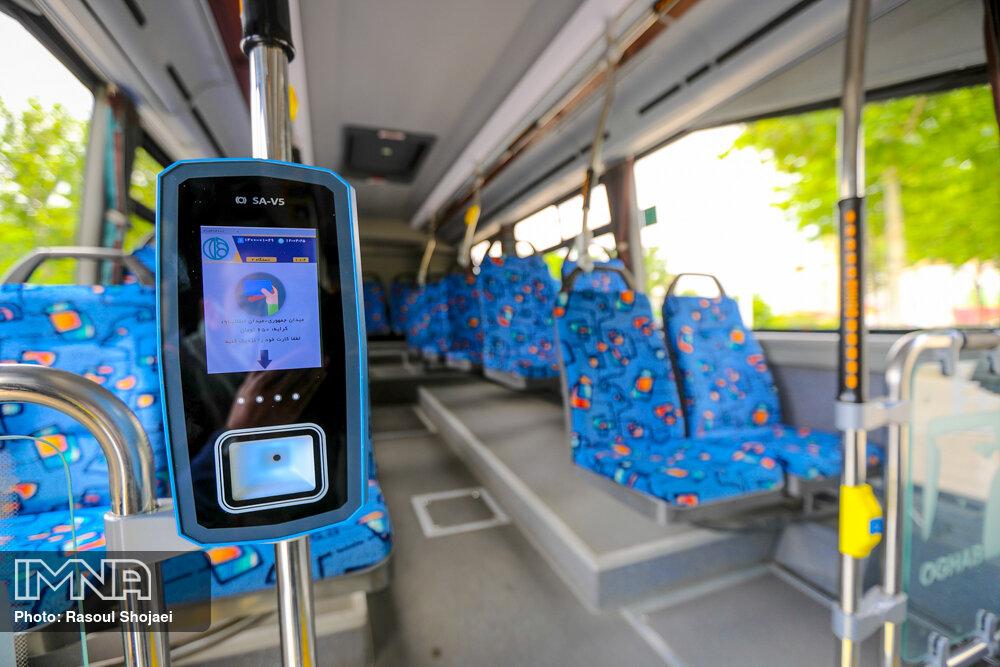 افزایش ۳۰ درصدی نرخ بلیت اتوبوس در اصفهان