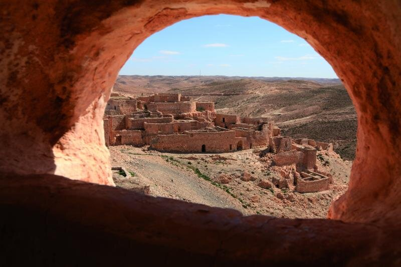 7,000 year-old underground troglodyte in Isfahan