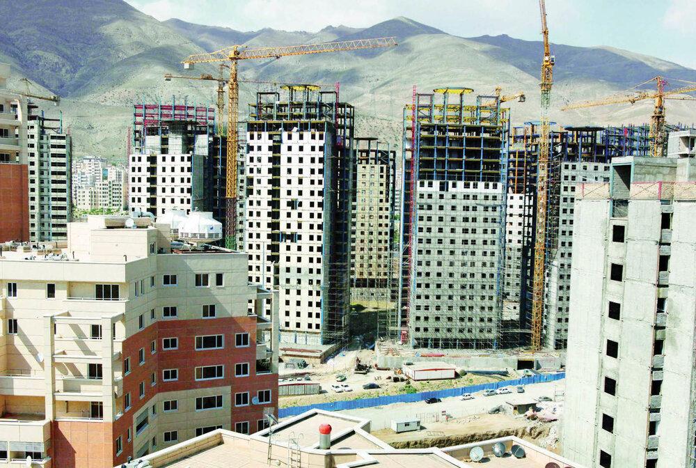ساخت بیش از ۳.۵ میلیون مسکن شهری در هشت سال گذشته