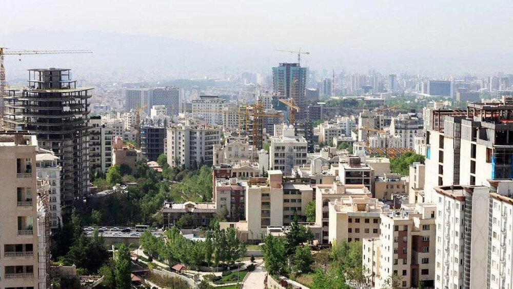 قیمت خانه در تهران متری چند است؟