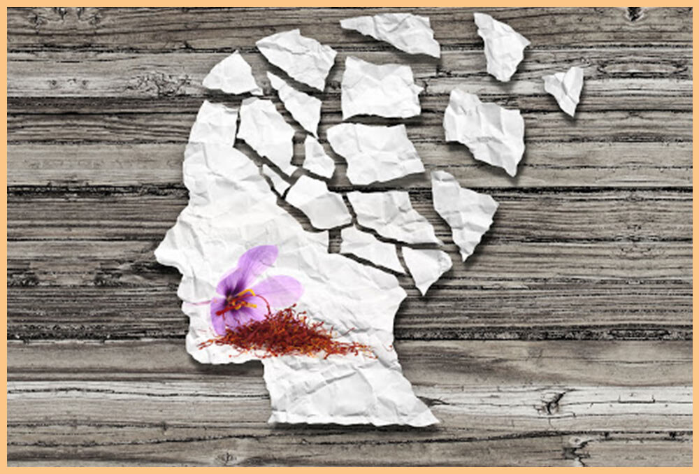 خواص زعفران برای مغز و فواید مصرف آن