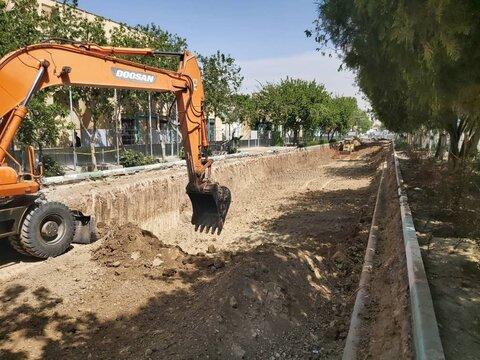 آخرین جزییات احداث پارکینگ زیرسطحی خیابان توحید