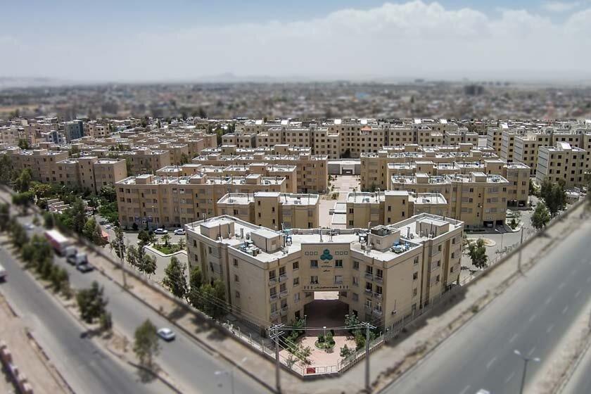 بررسی وضعیت نواحی مناطق پنجگانه شهرداری زاهدان