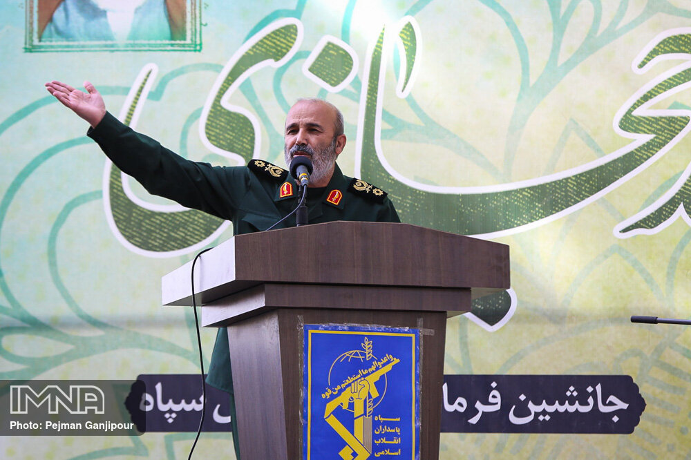 مراسم بزرگداشت سردار شهید سید محمد حجازی