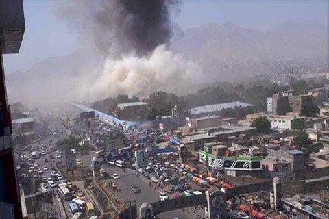 وقوع چند انفجار در ننگرهار افغانستان