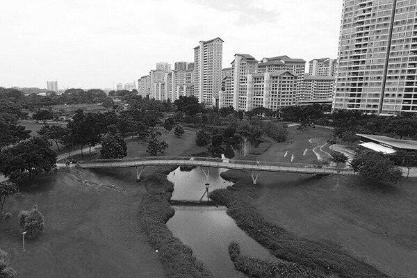 زیر ساختهای سبز شهری؛ تقویت سلامتی روحی مردم