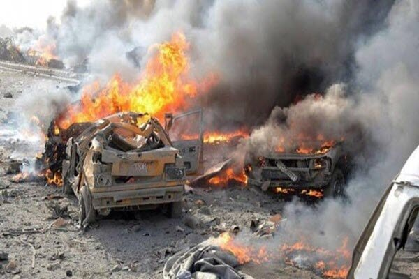 تلفات انفجارهای کابل به ۶۰ نفر رسید