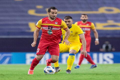 رکورد عجیب مهاجم مراکشی مقابل تیمهای ایرانی