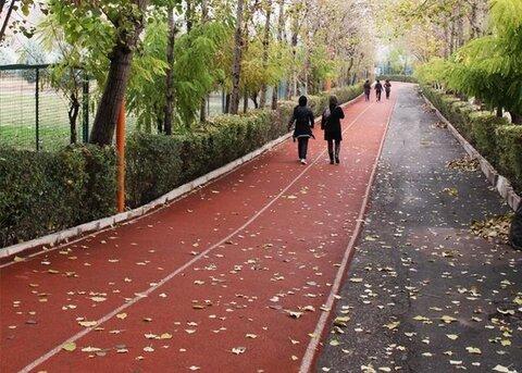 احداث جاده سلامت در کوی جوادیه شهر اراک