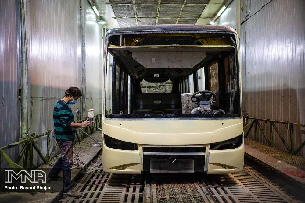 بازسازی اتوبوسها مقرون به صرفهتر است