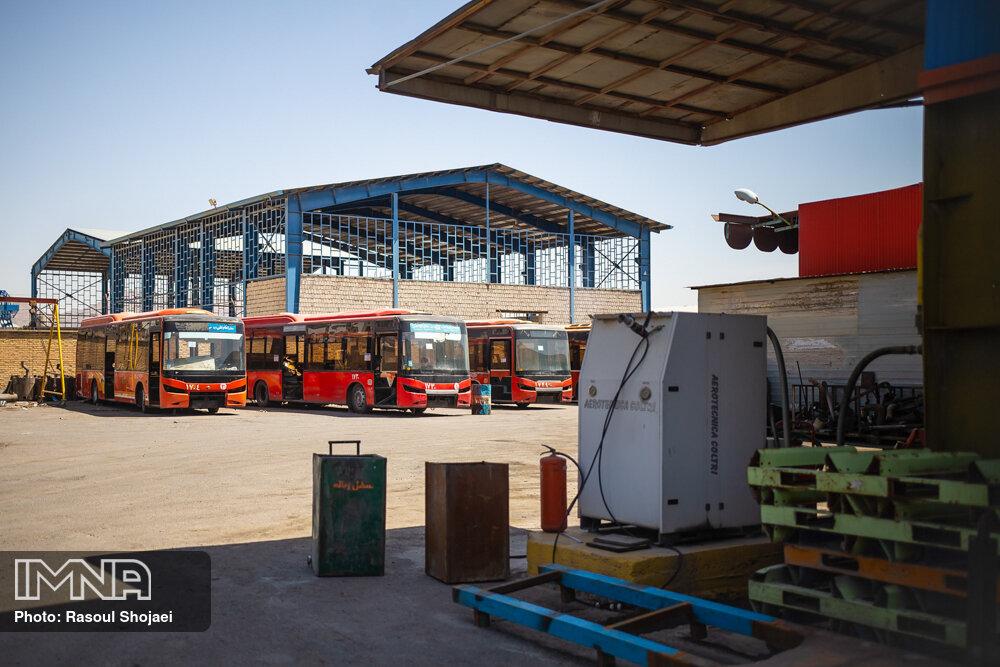صرفه جویی سالیانه ۲۲۰ میلیارد ریالی در سازمان اتوبوسرانی مشهد