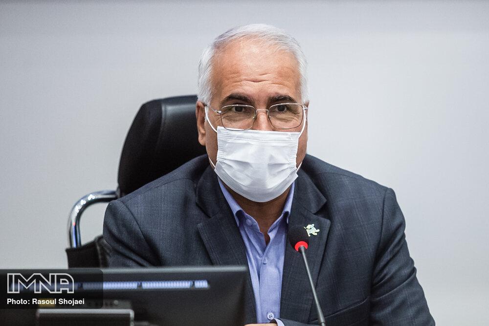 مذاکرات اصفهان برای برگزاری نخستین برنامه بینالمللی در سالن اجلاس