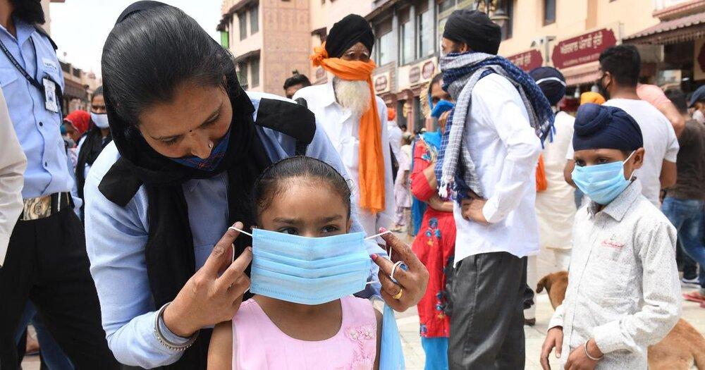تمدید محدودیتهای کرونایی در هند