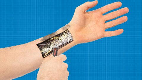 کشف شیوه جدید برای ترمیم پوست