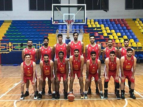 شهرداری گرگان قهرمان لیگ برتر بسکتبال شد