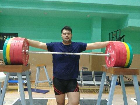 خیال راحت علی داودی از سهمیه المپیک/ قهرمان آسیا به امتیاز ۳۷۱۶ رسید