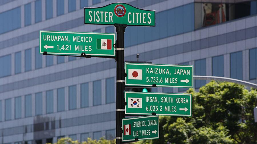 شهرها چگونه خواهرخوانده میشوند؟