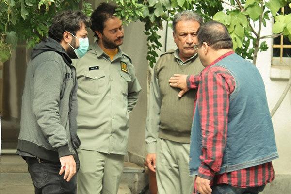 عبدالرضا اکبری در نقش محیطبان بازی می کند