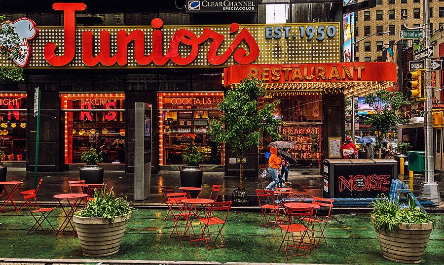 جنبش رستورانهای باز نیویورک