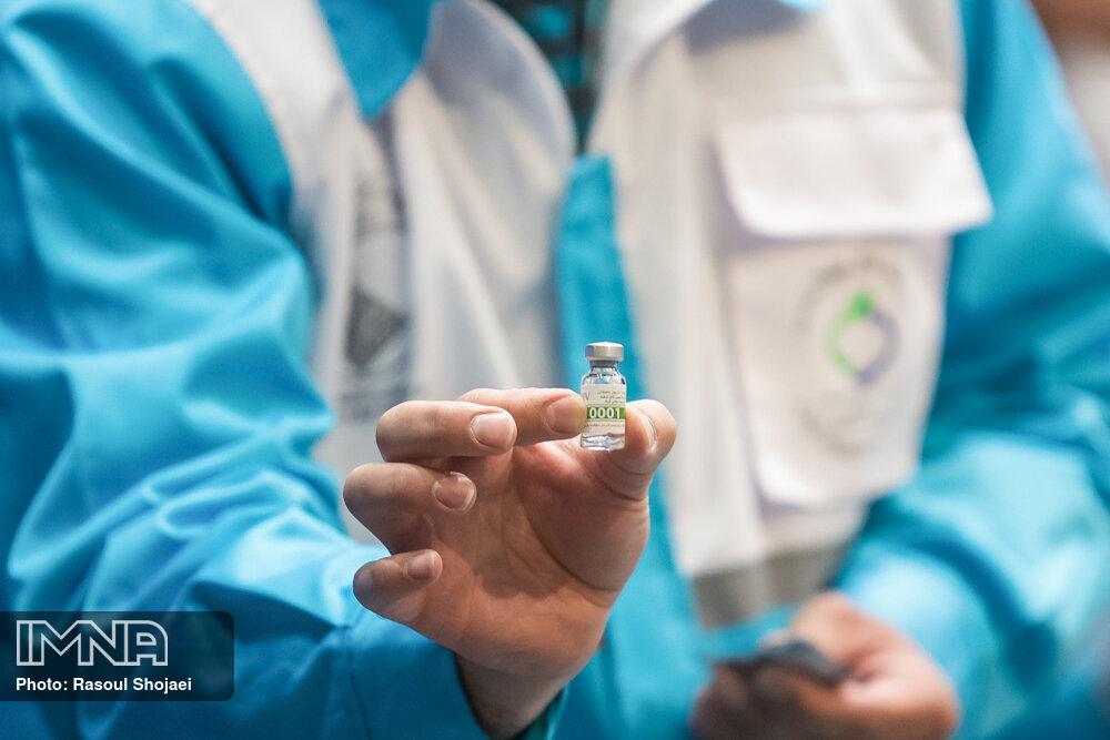 رونمایی نخستین واکسن کوو ایران برکت