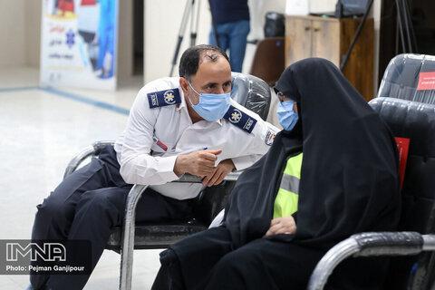 افتتاح ساختمان جدید مرکز اورژانس اصفهان