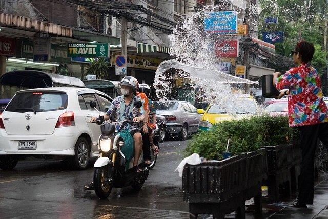 استراتژیهایی برای کاهش تصادفات مرگبار در تایلند