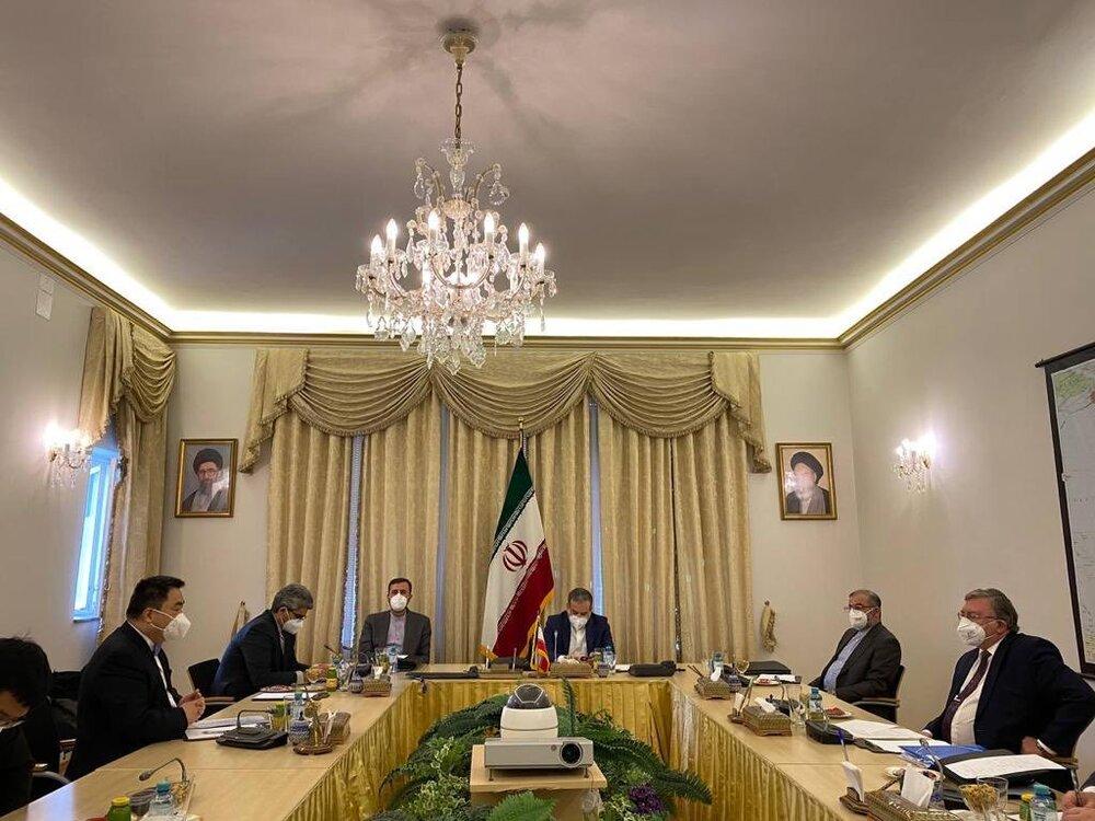 نشست با ایران و چین مفید بود