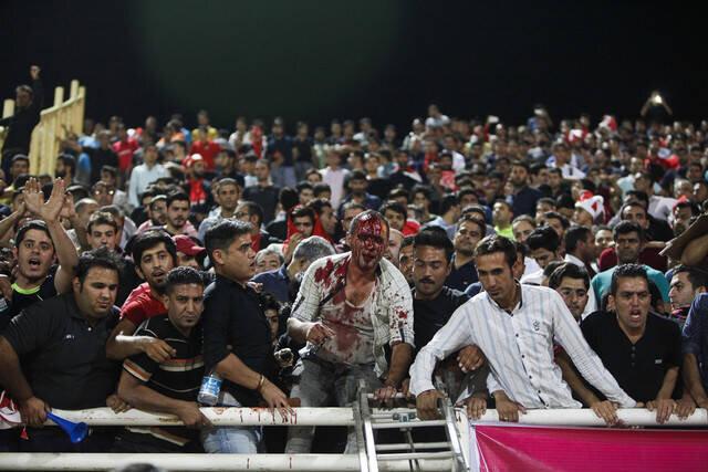 فوتبال یا ابزار خشونت؟