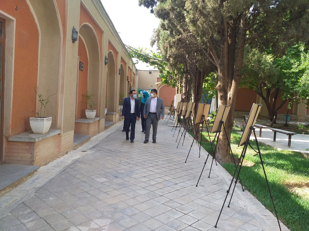 آئین رونمایی از تولیدات فرهنگی اصفهان برگزار شد