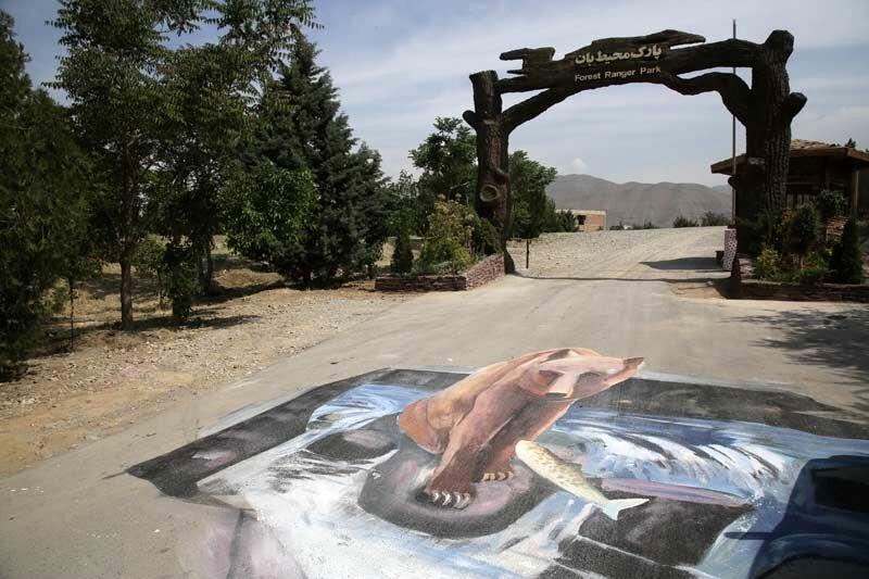 """پارک """"محیطبان"""" روز شوراها افتتاح میشود"""