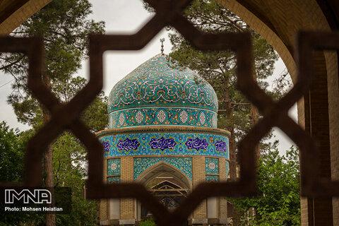 آرامگاه واله اصفهانی
