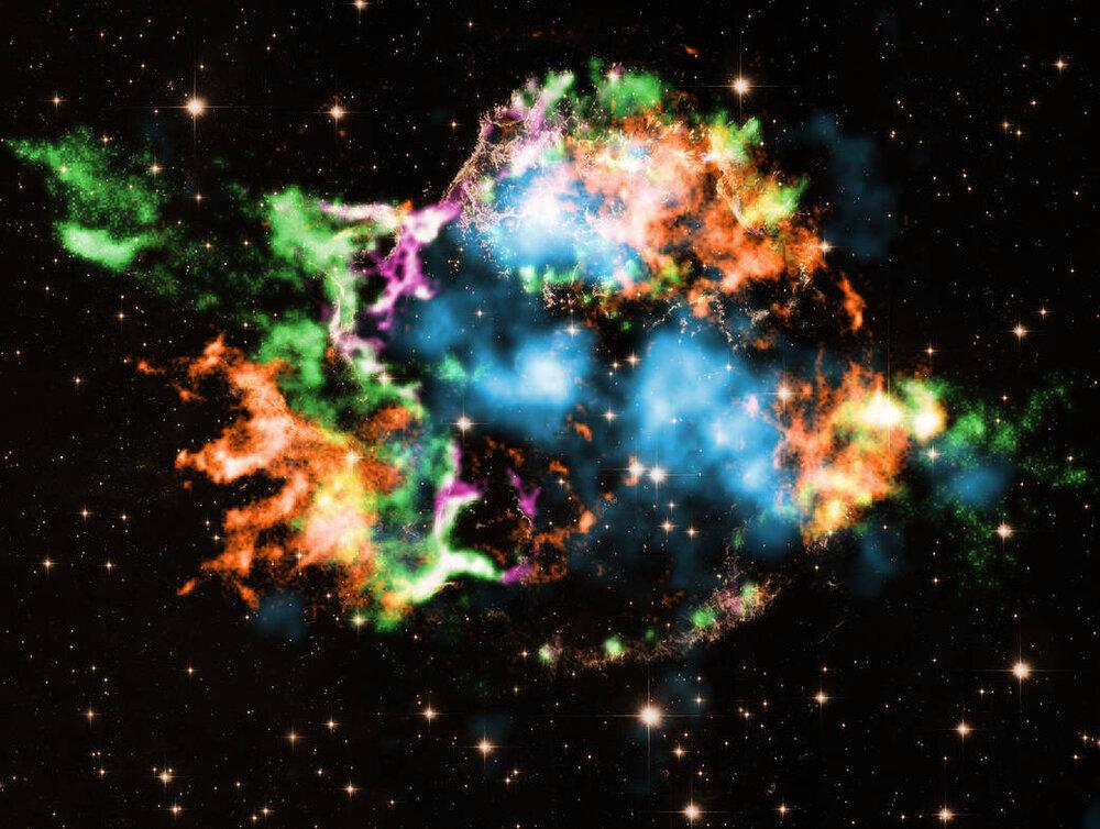 راز انفجارهای ابرنواختری کشف شد