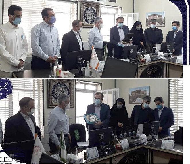 تقدیر و تشکر شهردار میبد از اعضای شورای اسلامی شهر میبد