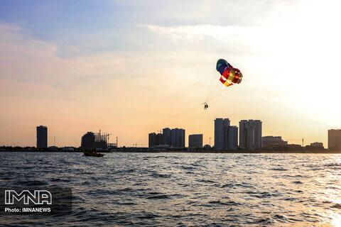 روز ملی خلیج فارس، جزیره کیش