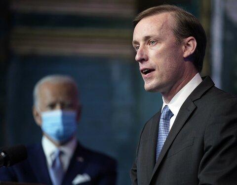 جیک سالیوان: مذاکرات وین در وضعیت نامشخصی قرار دارد