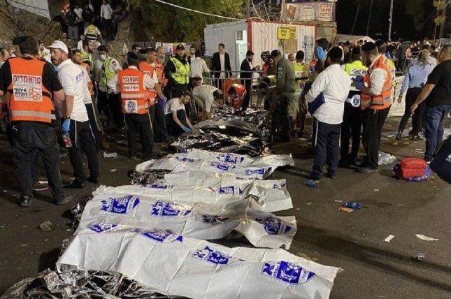 بیش از ۴۰ کشته بر اثر فرو ریختن پل در فلسطین اشغالی