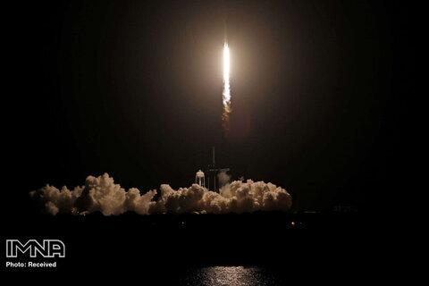 پرتاب موشک Falcon ۹ در فلوریدا از مرکز فضایی کندی
