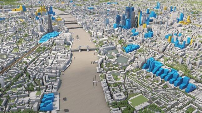 لندن پیشرو در پایداری و زیستپذیری شهر