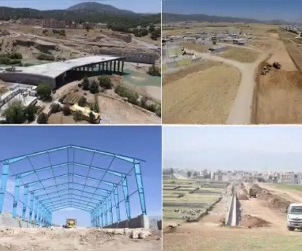 پروژههای بزرگ زیرساختی شهر یاسوج در گام آخر